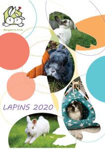 Calendrier 2020 de l'association Marguerite et cie
